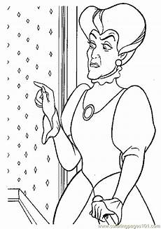 cinderella coloring page minister coloring