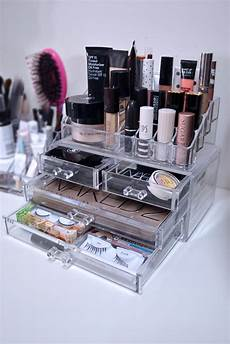How I Store My Makeup The Pink Stilettos
