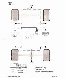 Jeep Yj Road Light Wiring Diagram by How To Install Your Road Only Lite Spot Chassis Rock