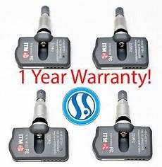 tire pressure monitoring 2007 gmc savana parking system set gmc savana 2008 2015 4 tpms tire pressure sensors 315mhz oem replacement ebay