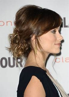 stunning updos for short hair