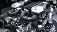 Bugatti Chiron S Engine