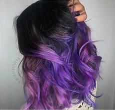 deep purple ombre hair tj48 advancedmassagebysara