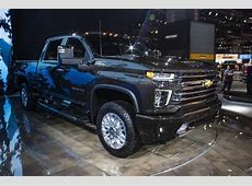 2020 Chevrolet Silverado HD   Quirks And Features   Top Speed