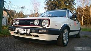 Volkswagen GOLF GTI 16V / Rally Cars For Sale