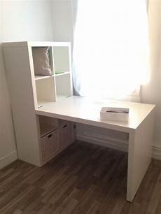 ikea regal mit schreibtisch ikea desk expedit home in 2019 bedroom desk ikea desk