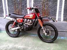Modif Trail Jadul by 39 Garage Vintage Trail Equipment Modifikasi Trail Klasik