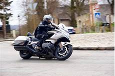 Essai Honda Goldwing 1800 Bagger Plus Sport Plus Fort