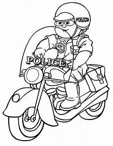 polizei 12 ausmalbilder kostenlos