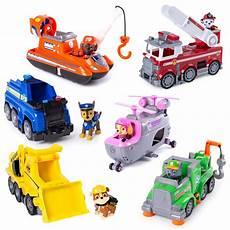 Paw Patrol Fahrzeuge Malvorlagen Ultimate Rescue Auswahl Fahrzeuge Mit Beweglicher Spiel