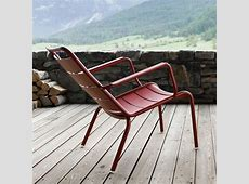 Buy Luxembourg Low Armchairs by Fermob Outdoor Furniture