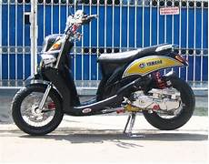 Modif Fino Simple by Foto Modifikasi Yamaha Fino Sederhana Dan Simple Paling