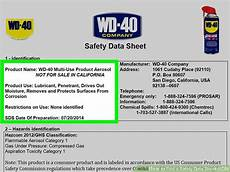 how to find a safety data sheet sds 5 steps with pictures