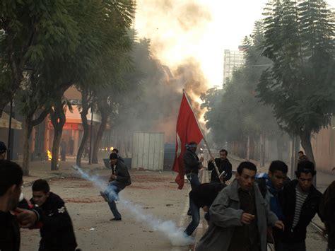 Revolution Tunisien