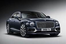 2020 bentley flying spur blends luxury and sport in a