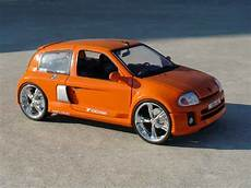 renault clio 2 tuning car vehicle renault clio v6 tuning