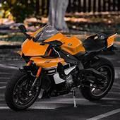 """Bikeswithoutlimits """"Unique  Yamaha R1 BWL"""