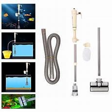 elektrische pumpe aquarium wasserwechsel aquariumreiniger