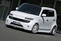 Sport Cars And The Concept Daihatsu Materia Icecube By