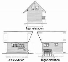 vacation house plans sloped lot plan w9813sw vacation canadian cottage sloping lot