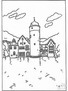 coloring castle mandala coloring pages html 17927 free coloring pages castle fargeleggingstegning slott
