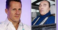 michael schumacher formula one ace is in a