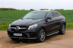 Used Mercedes Benz GLE Class Coupe 2015  2019 Review