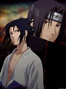 Gambar Sasuke Itachi
