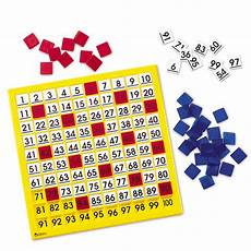 worksheets printable 20281 100 s number board activities math elementary education education supplies nasco
