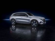 With New EQC Mercedes Benz Goes All In On Electric