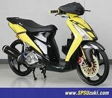 Spin Modif by Modif Motor Gambar Modifikasi Suzuki Spin 125
