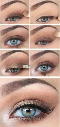 maquillage tuto yeux bleu 56 id 233 es comment r 233 ussir un maquillage yeux de biche