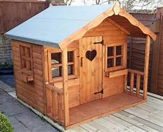 wooden wendy house plans log cabin 6x6 solid wooden childrens playhouse wendy house