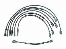 1989 dodge w100 wiring diagram for 1989 dodge w100 spark wire set denso 22937gt 3 9l v6 vin x ebay