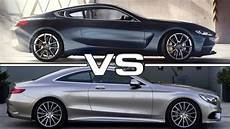 mercedes 8 coupe 2018 bmw 8 series vs 2016 mercedes s class coupe luxury