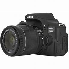 canon eos 750 d canon eos 750d kit 18 55mm is stm parallel imported