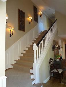 widder traditional staircase orange county by