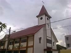 Berkunjung Ke Gereja Hkbp Sei Putih Resort Sei Putih