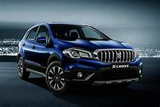 New Maruti Suzuki S Cross Facelift Revealed For India