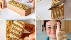 pandoro con crema fatto in casa da benedetta mattoncino dolce di benedetta ricetta facile senza cottura nutella brick cake easy recipe