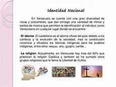 mapa mental sobre la identidad nacional venezolana identidad nacional venezolana