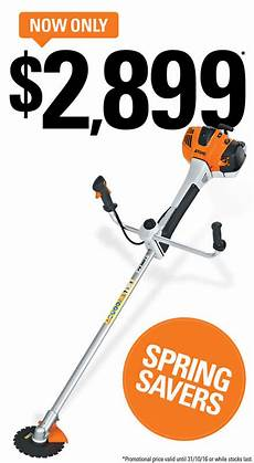 stihl fs 560 c em professional clearing saw with m tronic and easy2start geelong mowers and