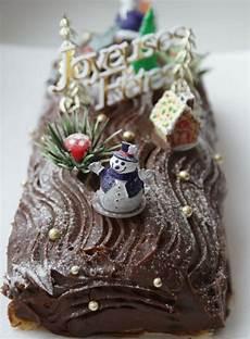 decoration de buche de noel 79271 d 233 coration b 251 che de no 235 l 50 id 233 es pour la des tables festives