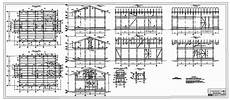 half timbered house plans half timbered houses plans sections elevations
