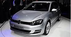 actualit 233 automobile nouvelle golf 7 photos officielles