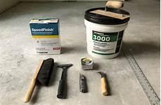 how to install sheet vinyl flooring