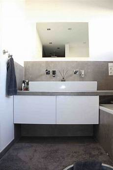Badezimmer Selber Machen - ein k 252 chenschrank im badezimmer bad umbau mit ikea metod
