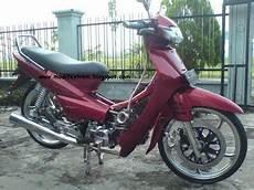 Modifikasi Supra 110 by Otomotif Bike Contoh Modifikasi Honda Supra 110