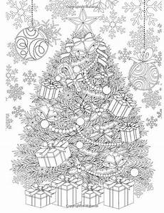 Ausmalbild Weihnachten Erwachsene Kostenlos Coloring Book Magic For Relaxation