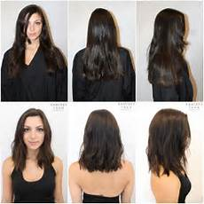 lob haircut before and after hair before and after lob hair styles hair hair cuts long hair styles